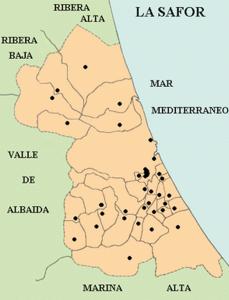 La Safor - Comunidad Valenciana
