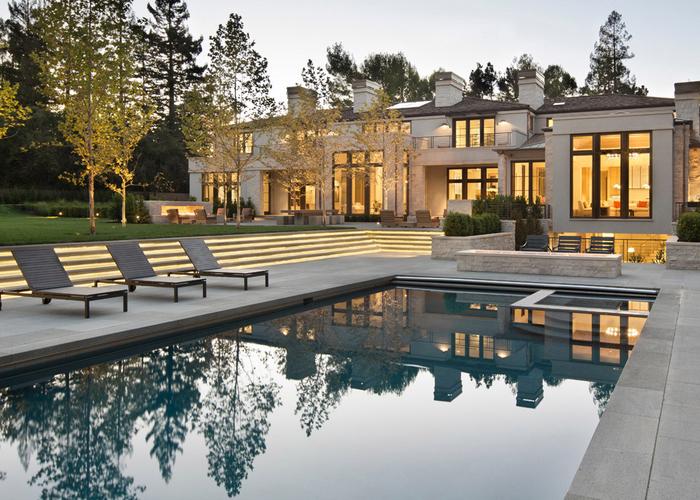 Paul Allen, billionario y confundador de Microsoft, se ha gastado 27 millones de dólares por su casa en Sillicon Valley - Foto: Pacific Peninsula Group