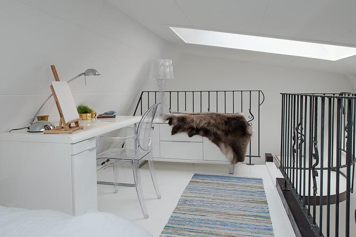 Dormitorio sueco