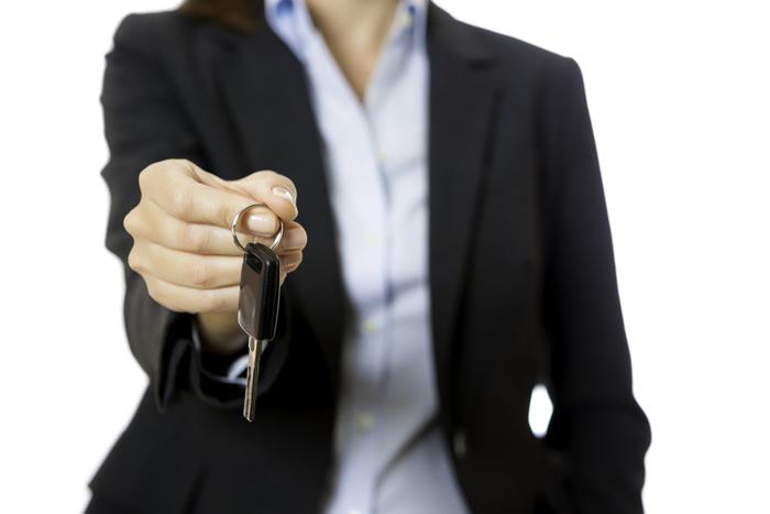 entregar llaves piso