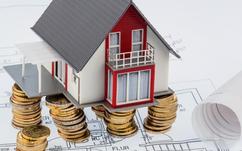 casa con hipoteca a tipo fijo